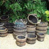 Oak Barrels & Tubs and Waterbutts