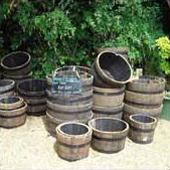 Oak Barrels & Tubs and Waterbutts