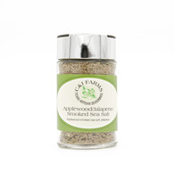 Applewood Smoked Sea Salt with Jalapeno