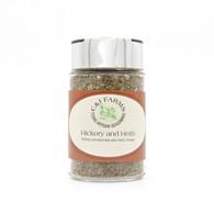 Hickory and Herbs Sea Salt Blend