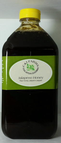 Jalapeno Honey 5 pound Bulk