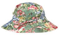Beach Hat Tropicana Jade