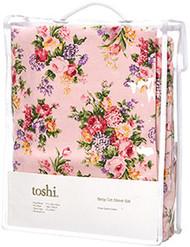 Cot Sheet Set Knit Chloe