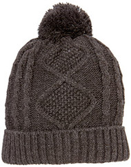 Beanie Brussels Charcoal