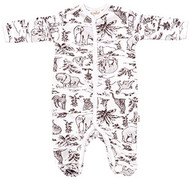 Onesie Long Sleeve Wild