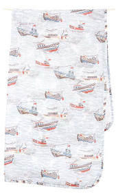 Wrap Muslin Seagulls