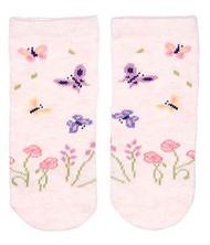 Organic Baby Socks Butterfly