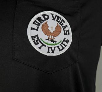 Seal of USLV Pocket T-Shirt