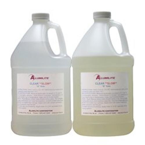 ALUMILITE CLEAR SLOW 16 LB KIT (12 MIN OPEN TIME)