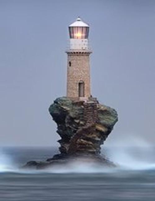 Light House Pen Blank Solitary
