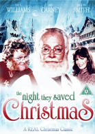 The Night They Saved Christmas (1984) DVD