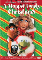 A Muppet Family Christmas (1998) DVD