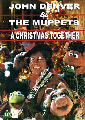 John Denver & the Muppets: A Christmas Together (TV 1979) DVD ...