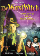 The Worst Witch (The Movie) DVD
