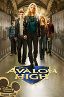 Avalon High (2010) DVD