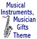 Music Musician Theme Icon