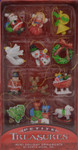 Assorted Petite Miniature Ornaments