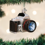 SLR Camera Old World Christmas Ornament 32227