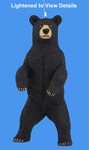 Break Resistant Black Bear Ornament
