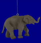 Baby Asian Elephant Ornament