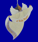 African American Black Nativity Angel Ornament