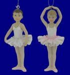 Little Girl Ballerina Ornament