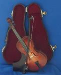 """Mini Cello Gift Set, 4 pc - 8"""" Cello Large #HI2626"""