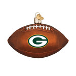 Green Bay Packers NFL Football Ornament 12644