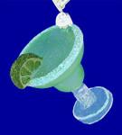 "Margarita Glass Ornament, 4"", OWC #32088"