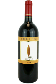 "2004 Cupano ""Ombrone"" Sant'Antimo DOC Italy 750 mL"