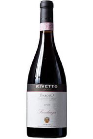 "2005 Rivetto Barolo ""Serralunga"" DOCG Italy 750 mL"