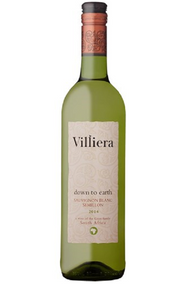 2014 Villiera Down to Earth White Stellenbosch South Africa 750 mL