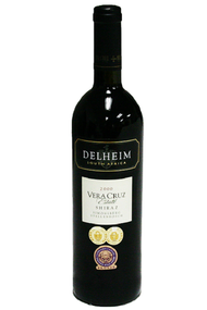 2000 Delheim Vera Cruz Shiraz Stellenbosch South Africa 750 mL