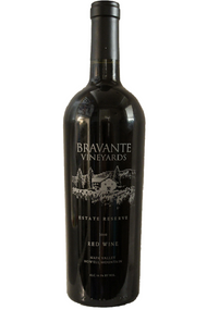 2010 Bravante Howell Mountain Estate Reserve Red 750 mL
