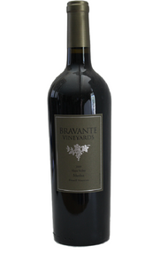 2009 Bravante Howell Mountain Estate Merlot 750 nL