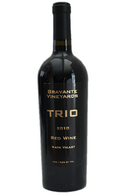 2010 Bravante Napa Valley Trio 750 mL