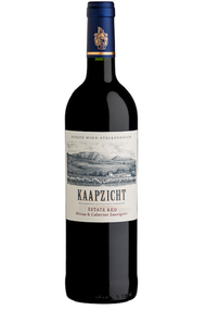2012 Kaapzicht Estate Red Stellenbosch 750 mL