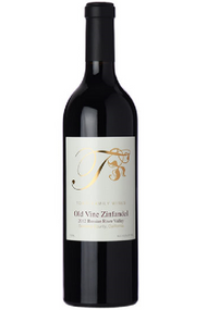 2012 Tonti Family Wines Old Vine Zinfandel, Russian River Valley