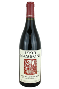 1999 Massoni Red Hill Pinot Noir Mornington Peninsula Australia 750 mL