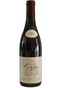 2003 Domaine Rapet Corton Grand Cru Burgundy France 750 mL