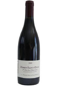 2005 Anne et Hervé Sigaut Morey-Saint-Denis 1er Cru Les Charrierès Burgundy France 750 mL