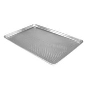 "18"" X 13"" HALF SIZE ALUMINUM SHEET PAN, PERFORATED"