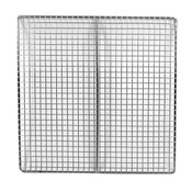 "13 1/2"" X 13 1/2"" FRYER SCREEN, NICKEL PLATED"