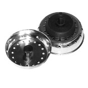 "3"" SINK STRAINER W/ 2 1/2"" STOPPER"