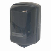 "9 1/2"" X 8 1/2"" X 13 1/2"", CENTER-PULL TOWEL DISPENSER"