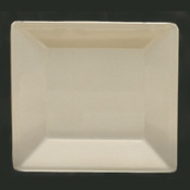 "13 3/4"" X 13 3/4"" SQUARE PLATE, 1 1/8"" DEEP, PASSION PEARL"