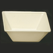 "11 OZ, 4 3/4"" x 4 3/4"" SQUARE BOWL, 2"" DEEP, PASSION PEARL"