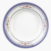 "10 OZ, 9 1/4"" SOUP PLATE, ROSE"