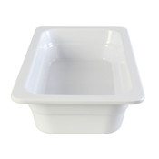 "1/3 65MM/ 2 1/2"" DEEP MELAMINE GN PAN"