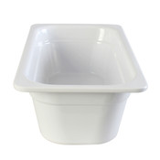 "1/3 100MM/ 4"" DEEP MELAMINE GN PAN"